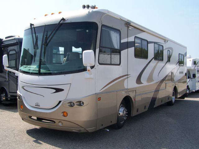 Coachmen Cross Country 354 MB - Stock # : 0226 Michigan RV Broker USA