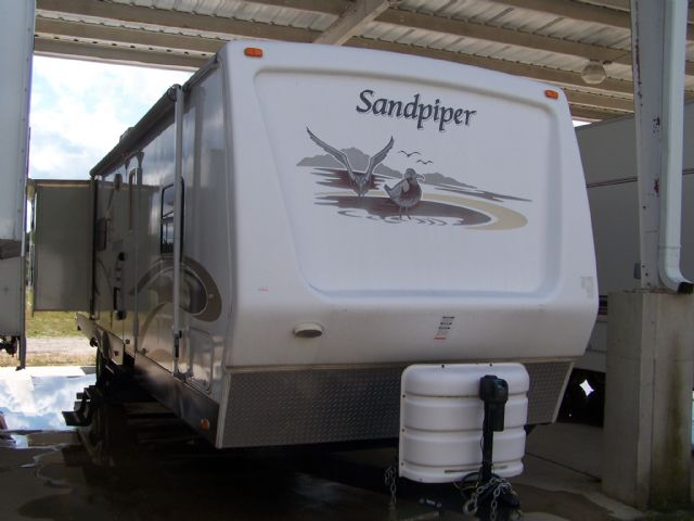 Forest River Sandpiper 301BHD - Stock # : 0231 Michigan RV Broker USA