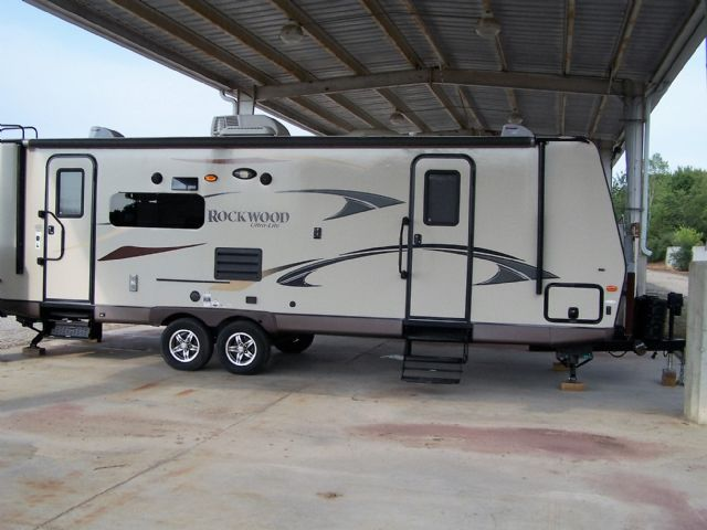 2014 Forest River Rockwood 2604WS - Stock # : 0437 Michigan RV Broker USA