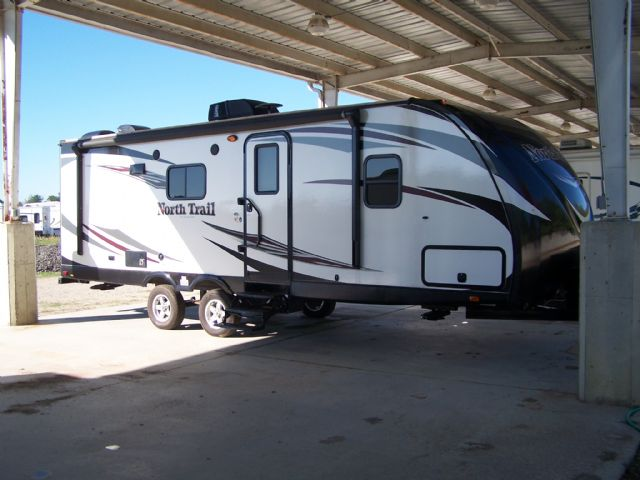 2015 Heartland North Trail 22FBS - Stock # : 0442 Michigan RV Broker USA