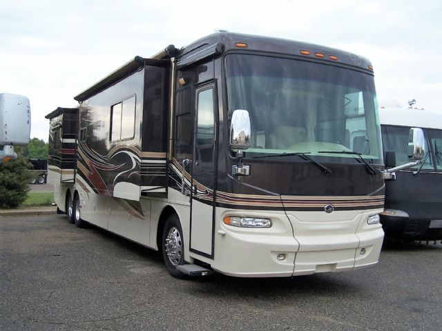 2007 Monaco Camelot 42PDQ - Stock # : 0443 Michigan RV Broker USA